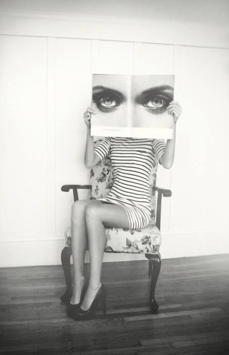 Look into my eyes #Fashiolista #Inspiration