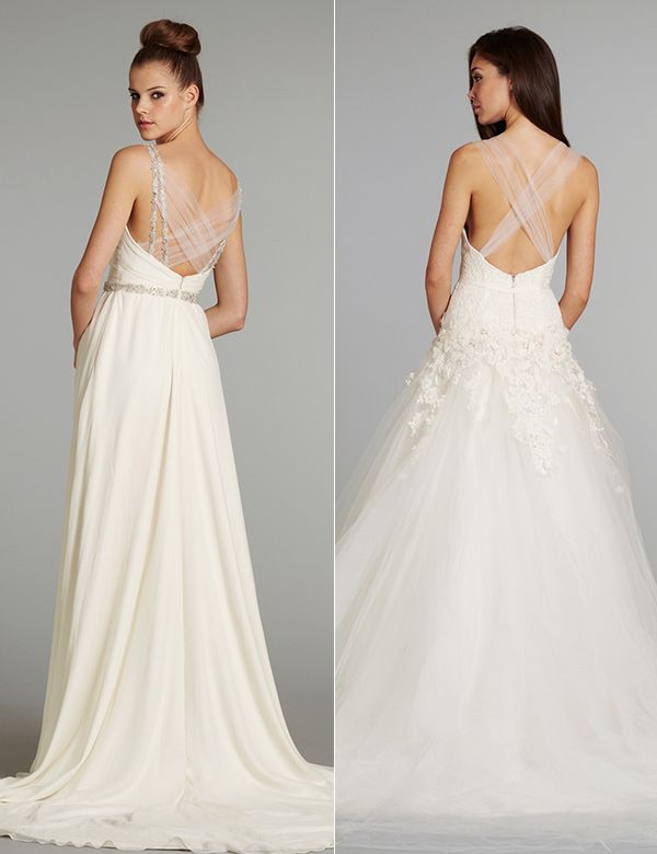Modern Brides – Top Dramatic and Intricate Back Designs of Wedding ...