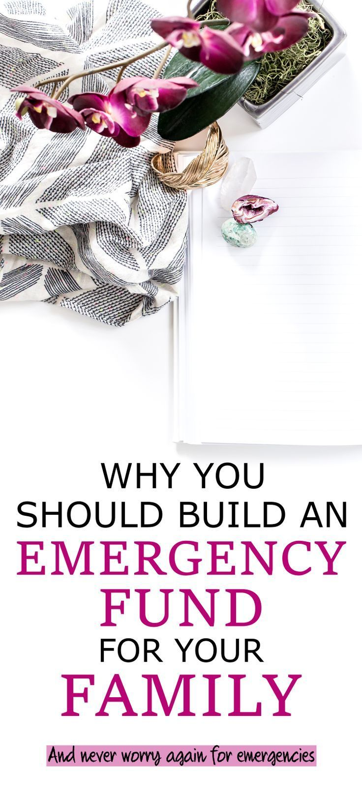 Why You Need An Emergency For Your Family  Personal Finance