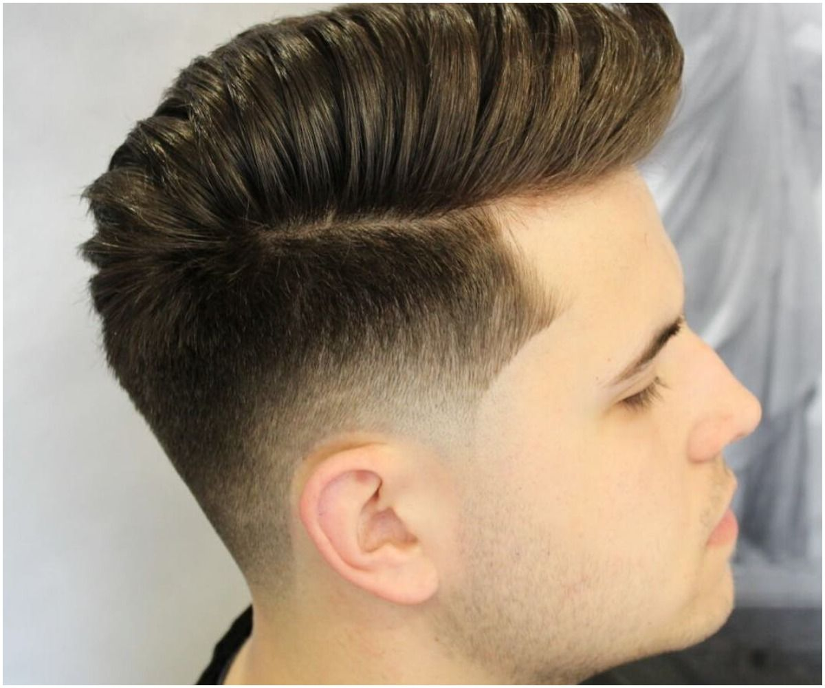Top 25 Brand New Hairstyles Men 2018 Cool Hairstyles Hairstyles Haircuts Gents Hair Style