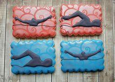swimteam cookies | Swim Team Cookies | Cookie Connection