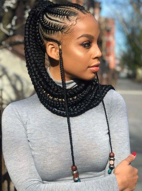 Epingle Sur Cute Hair Styles For My Hair