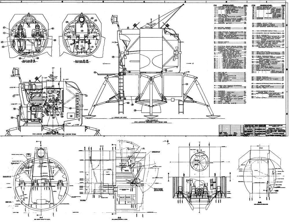 apollo spacecraft schematics - photo #22