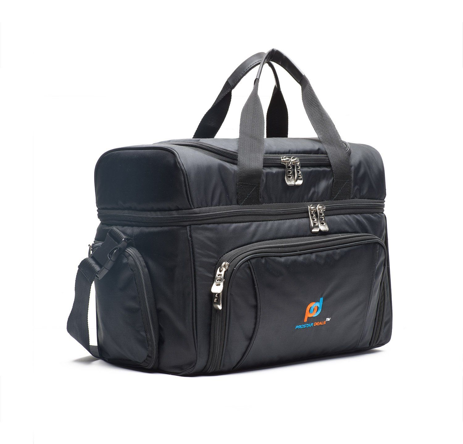 Large Heavy Duty Insulated Cooler Bag Made From Strong 840d Polyester Fabric And Thick Peva Lining Lunch Box To Keep Your Food Cold Hot
