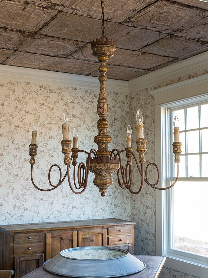 Shabby Chic Lamp Shades French Country Beautiful