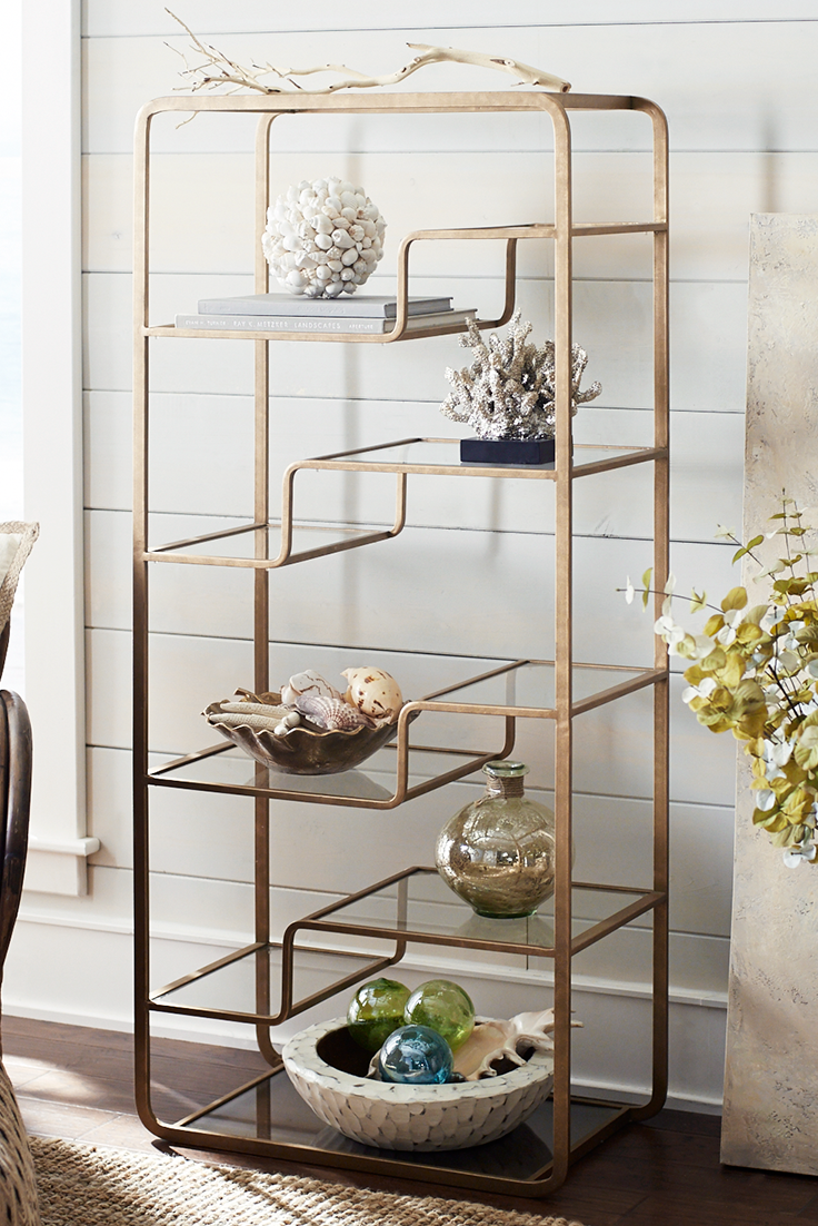 Tall Shelves, Shelves, Metal Furniture