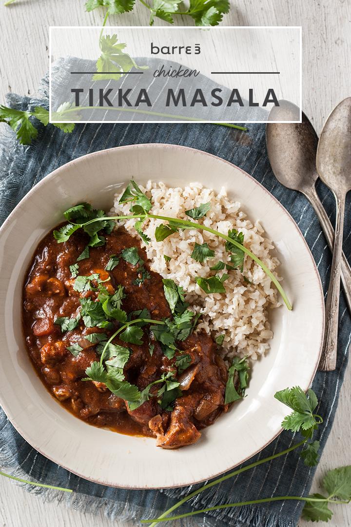 Photo of Chicken Tikka Masala