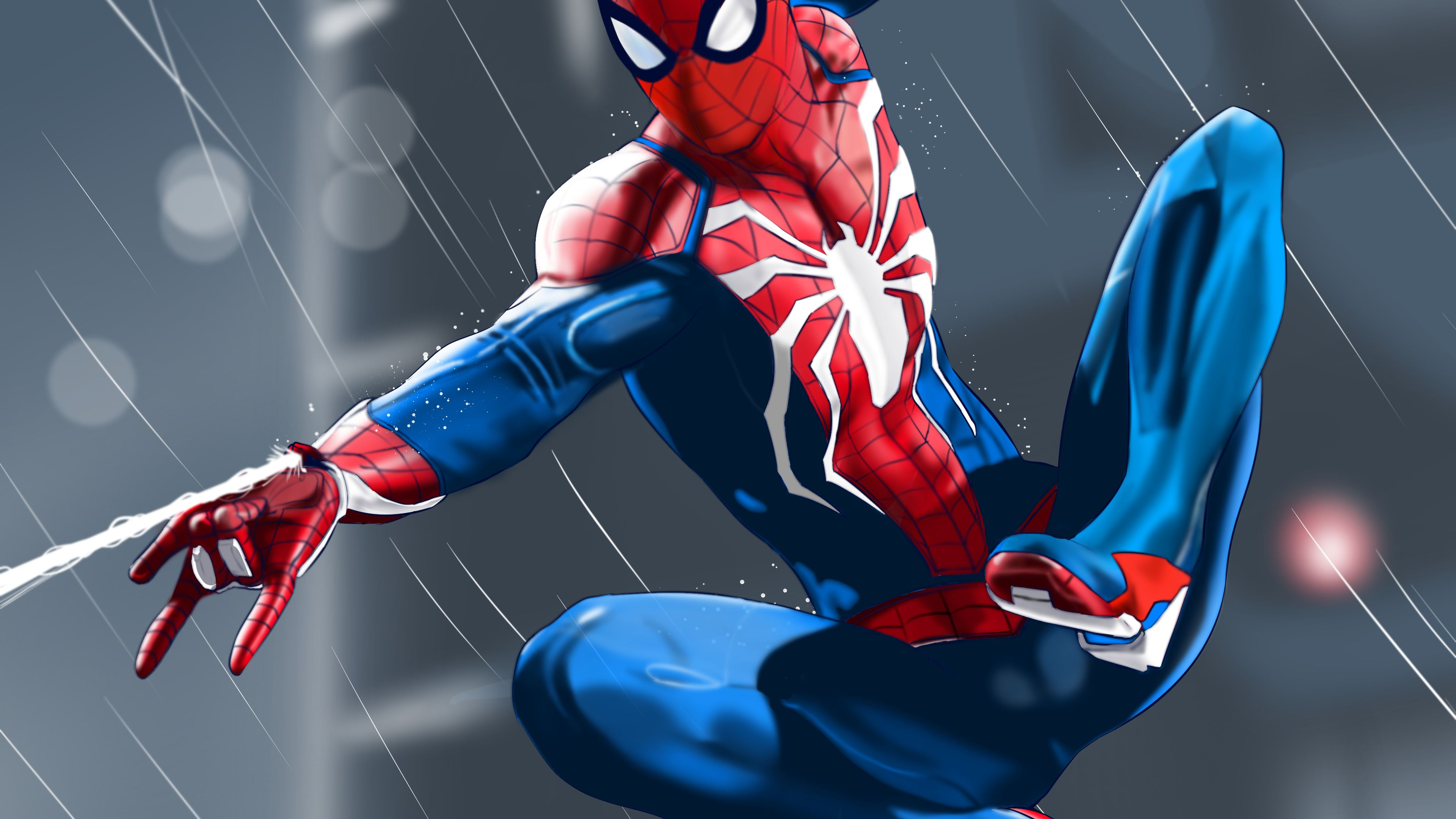 Spider Man 4k Superheroes Wallpapers Spiderman Wallpapers Hd Wallpapers Digital Art Wallpapers Artwork Wallpapers Art Wa Spiderman Superhero Art Wallpaper