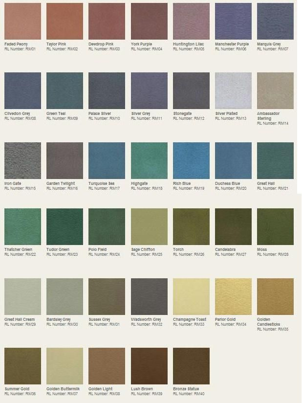 Ralph Lauren Paint Colors ralph lauren regant metallic collection | kate's room | pinterest