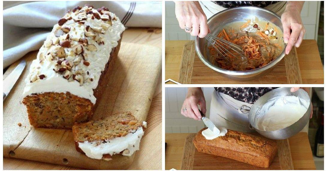 genial einfach rezept f r carrot cake wie von starbucks starbucks cake and kuchen. Black Bedroom Furniture Sets. Home Design Ideas