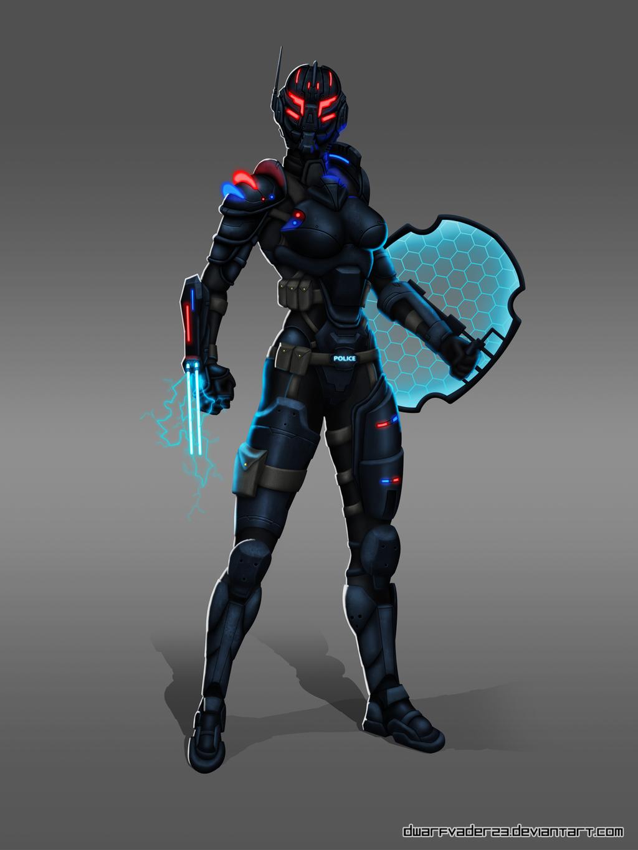 Future Police, Futuris...