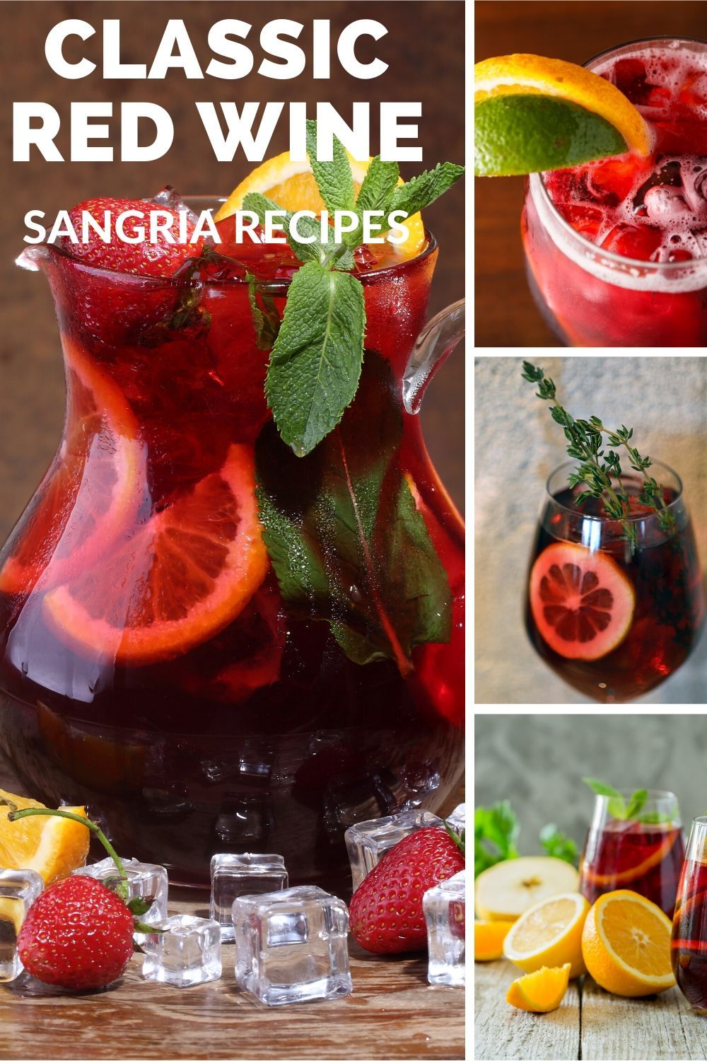 Best Red Wine Sangria including Frozen Slushy Recipe [Updated March]