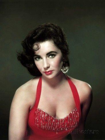 'Elizabeth Taylor 1953' Photo - | AllPosters.com