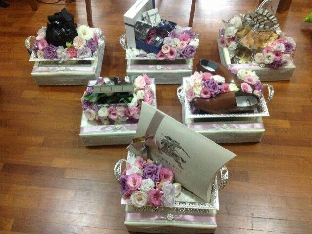 Hantaran Wedding Gift Boxes Wedding Gift Wrapping Wedding Gift Favors