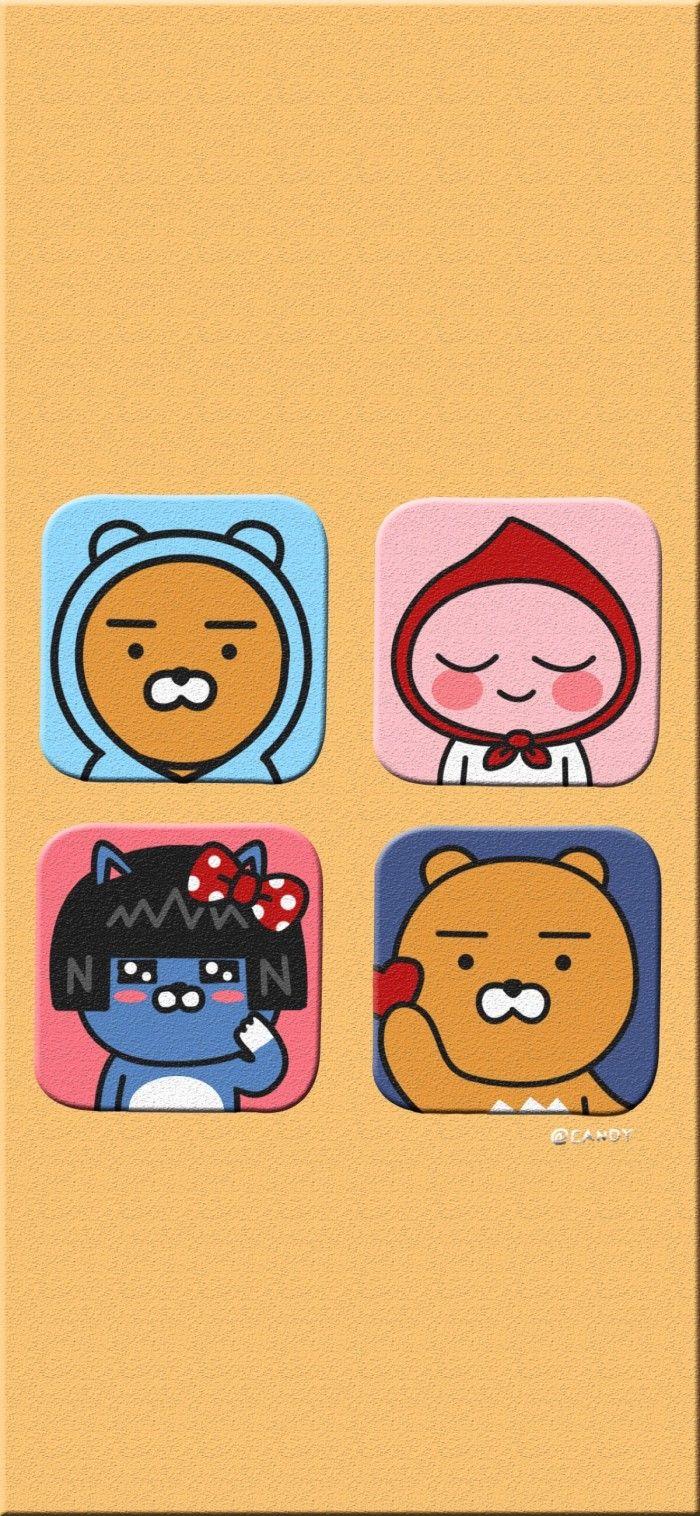Pin by Coai on Kakao Kawaii wallpaper