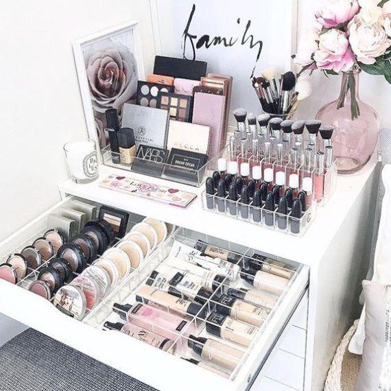 Makeup Brushes Cup Holder Next Makeup Organizer On Amazon Lest