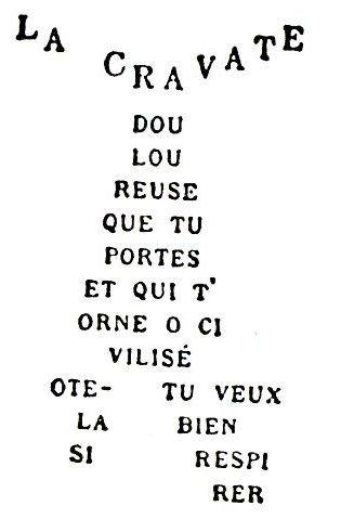 Calligrammes Poèmes De La Paix Et Da La Guerre 1913 1916