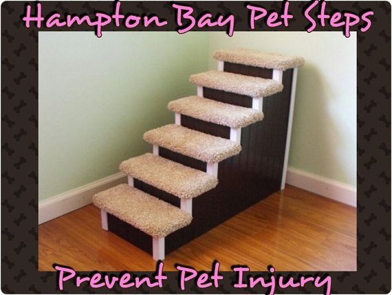 Dog Stairs 28 High Designer Pet Stairs By HamptonBayPetSteps