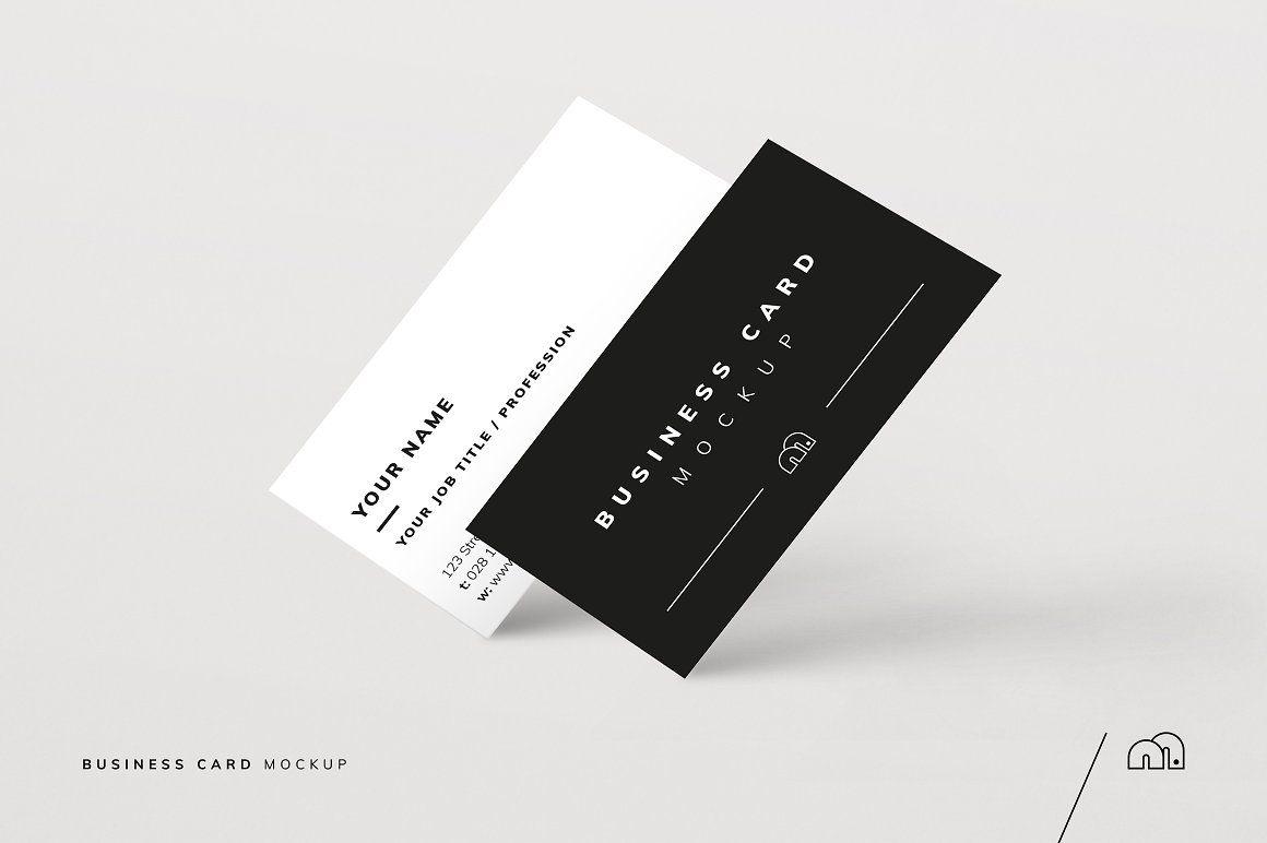 Business Card Mockup - Product Mockups #businesscards #mockup ...