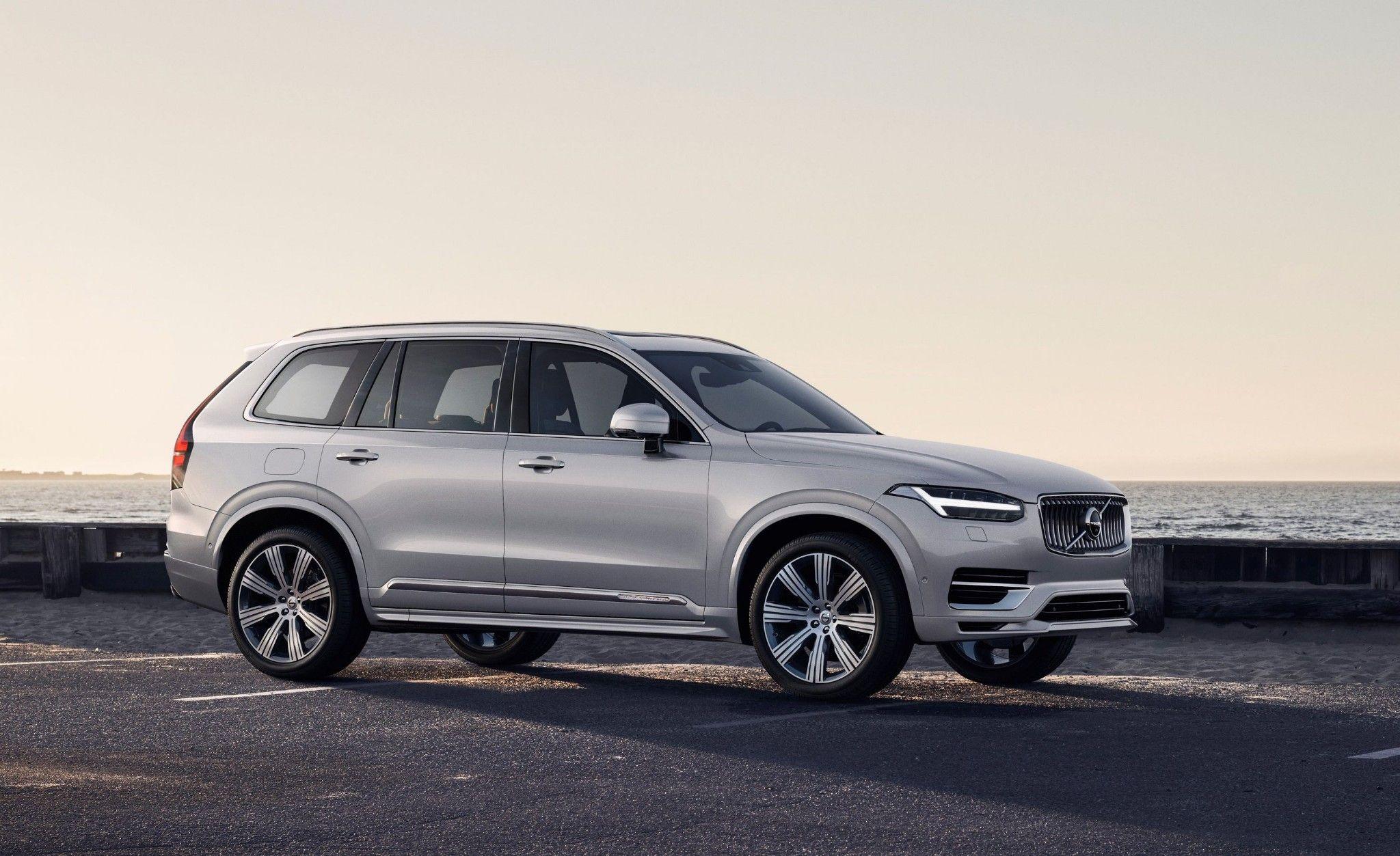 볼보 SUV 기함 XC90 페이스리프트 공개(2020 VOLVO XC90) 오프로드, 자동차, 모델