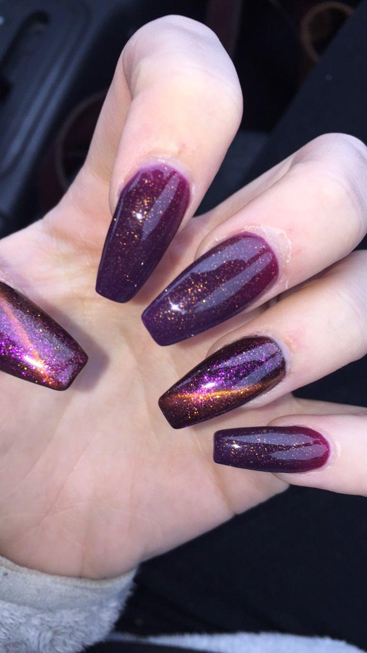 Pin @aeslife ☆❀☾➵✧º∘ ♡☼ig @antonia.ae   long nails ...