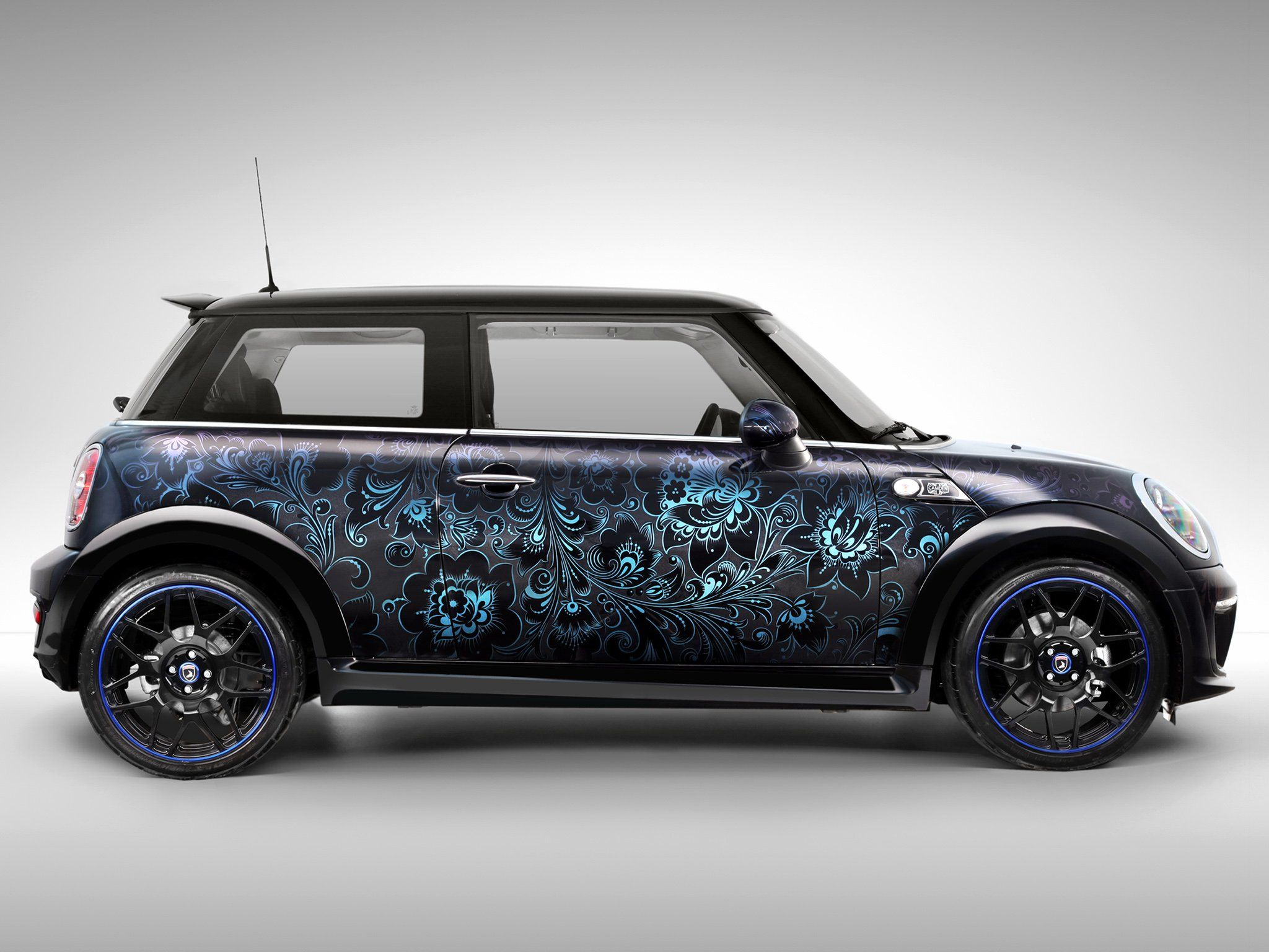 Photo of TopCar Mini Cooper-Sのいじめモスクワの車に改造された壁紙|2048×1536|723181|…