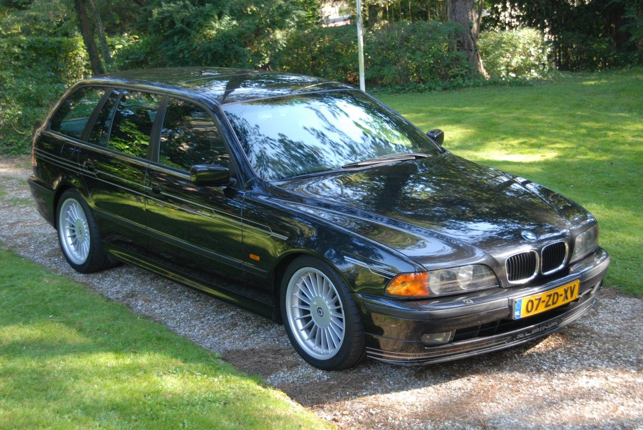 Bmw Alpina B10 3 2 Touring 45 72 For Sale E39 Sold Bmw