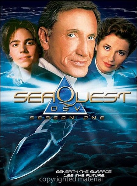 Seaquest Season 1 The Best Season Real Drama Real Science