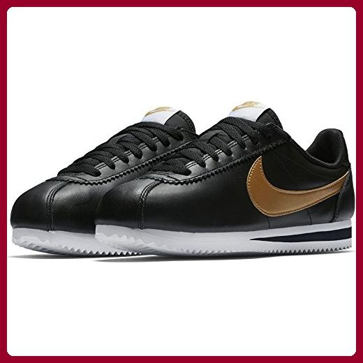 get cheap superior quality sale uk Damen Sneaker Nike Classic Cortez Leder schwarz Lifestyle ...