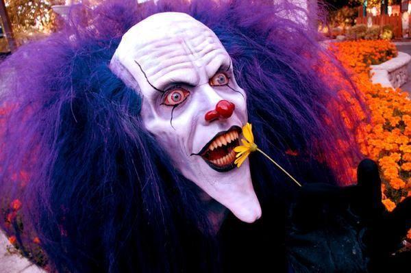 Love the purple hair!!