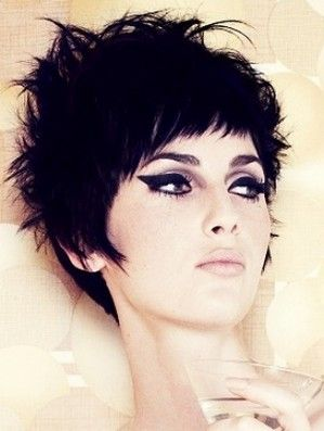 Stylish Holiday Hairstyles for Short Hair by HOB Salons-