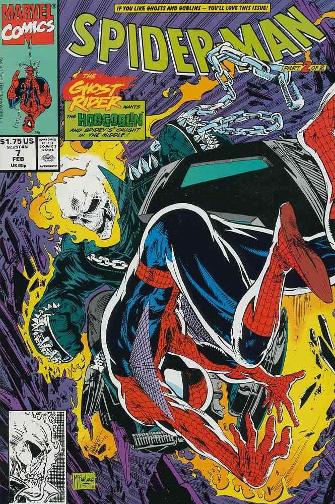 2 ASSORTED COMIC BOOKS ~ Marvel Comics ~ Regular Series+++ GHOST RIDER VOL
