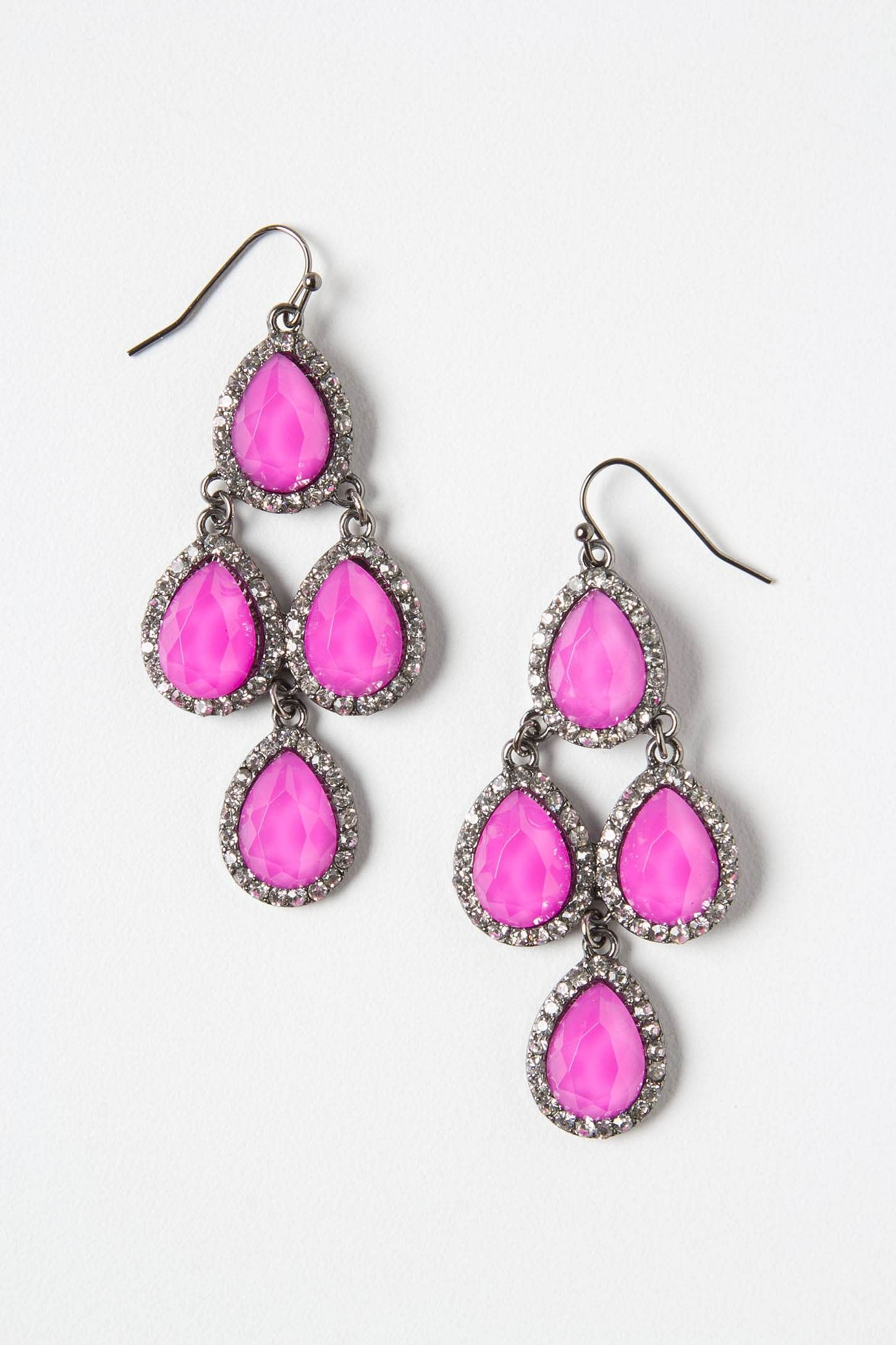 Want to go to there.     Cynosure Mobile Earrings - Anthropologie.com