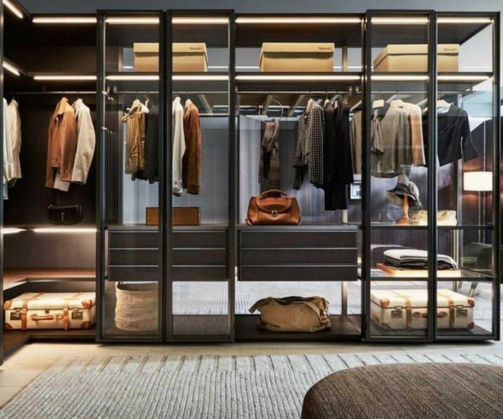 30 Spectacular Wardrobe Designs Ideas To Store Your Clothes In Glass Wardrobe Walk In Closet Design Wardrobe Room