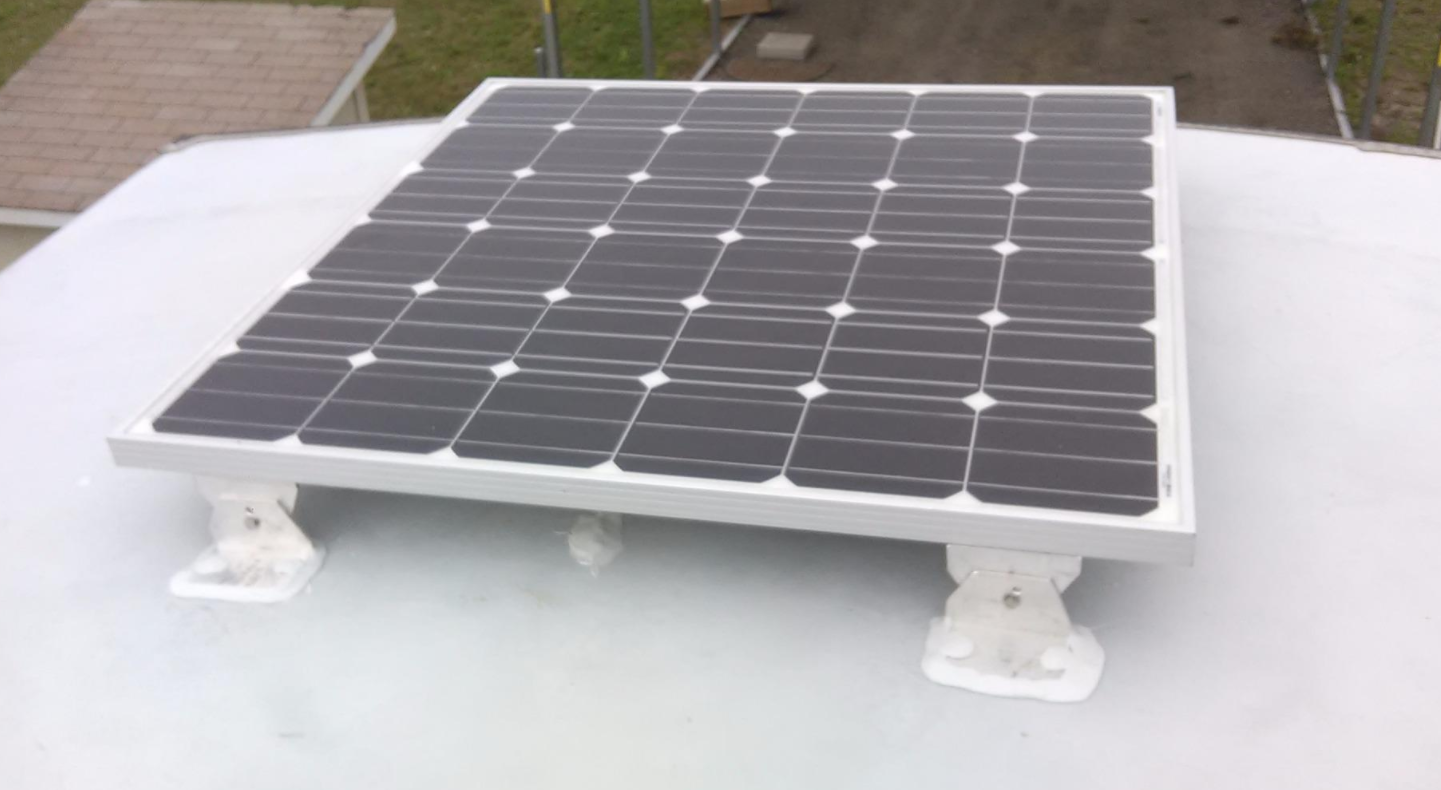 Solar Panel Mounts For Vehicle Mounted Systems Mobile Solar Power Made Easy In 2020 Solar Panels Solar Panel Mounts Solar