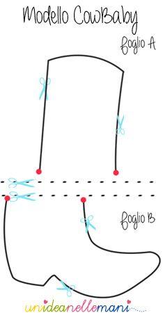 Calze della befana fai da te 5 cartamodelli da stampare for Calza della befana da colorare