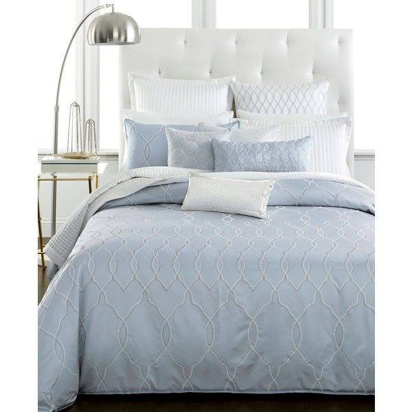 Hotel Collection Finest Pendant Duvet Covers Only At Macy S Bedding Collections Bed Bath