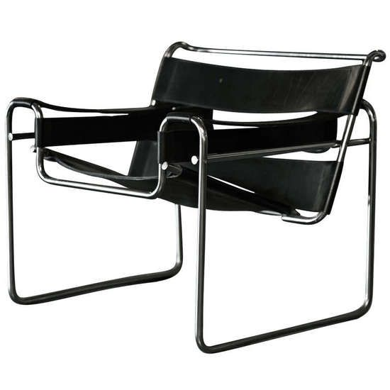 Vintage Wassily Style Chair #huntersalley