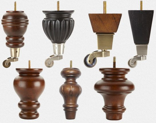 Beau High Resolution Decorative Furniture Legs #11 Decorative Furniture Legs  With Casters