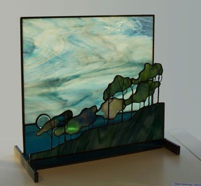 Teresa Seaton Stained Glass Artist Stained Glass Diy Stained Glass Panels Stained Glass Art