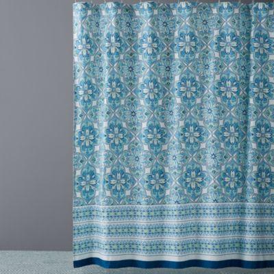Sky Zophia Shower Curtain