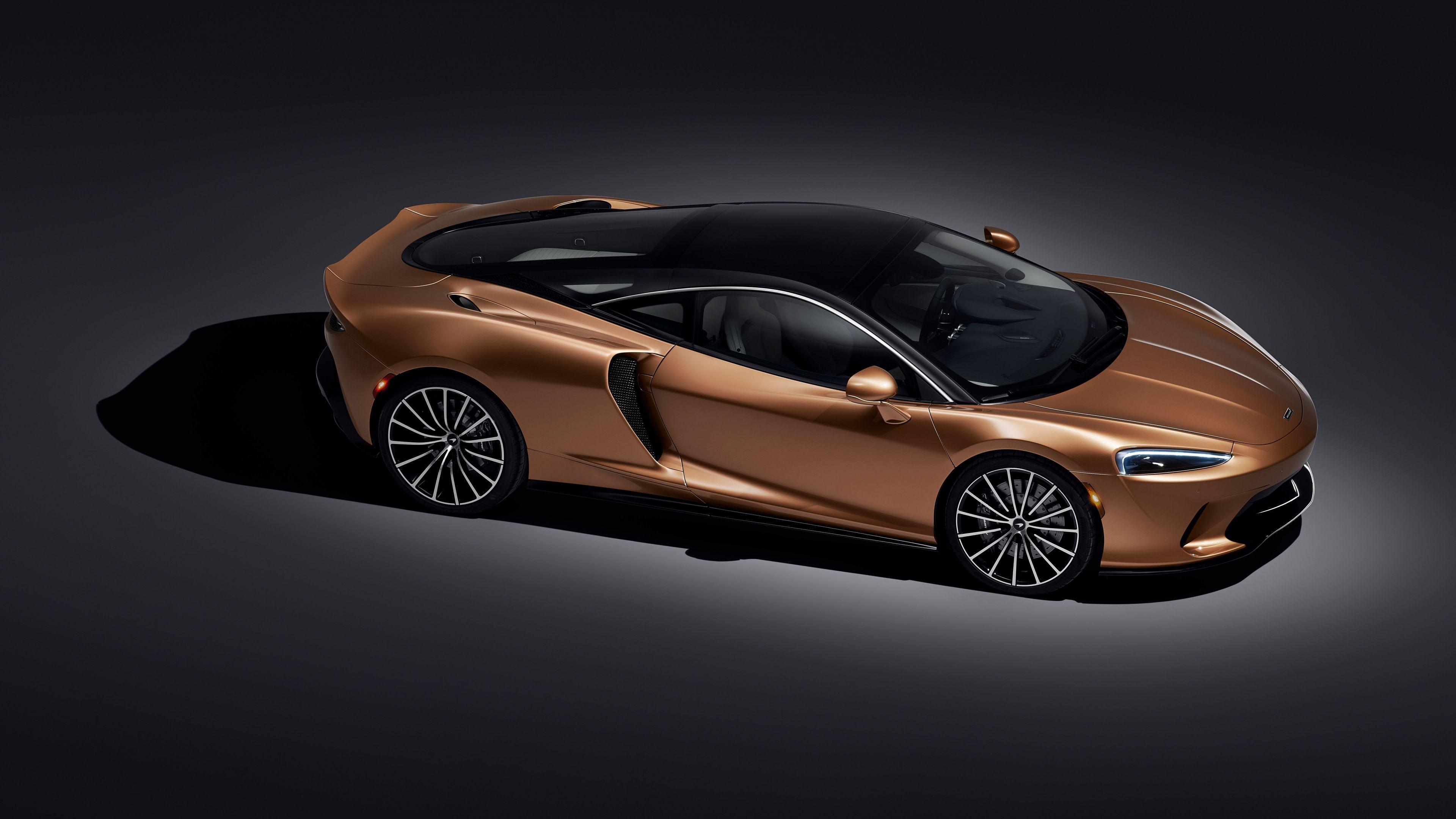 3840x2160 McLaren car, McLaren GT, 2019 wallpaper Super