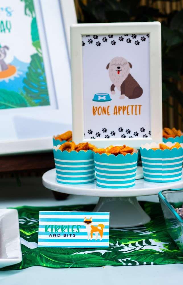 7fda5e5398 Dogs / Puppies Birthday Party Ideas in 2019 | Party ✦ Boy Birthday ...