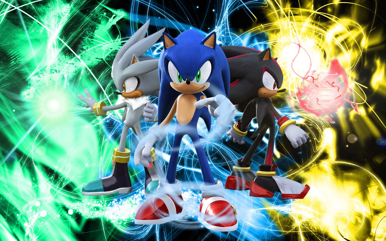 Hedgehogs Photo Sonic Sonic The Hedgehog Sonic And Shadow Sonic
