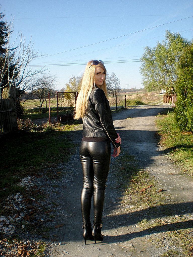Ass In Leather 28