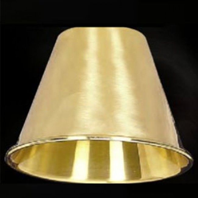 5 3 8 Solid Br Clip On Chandelier And Wall Sconce Lamp Shade 1253