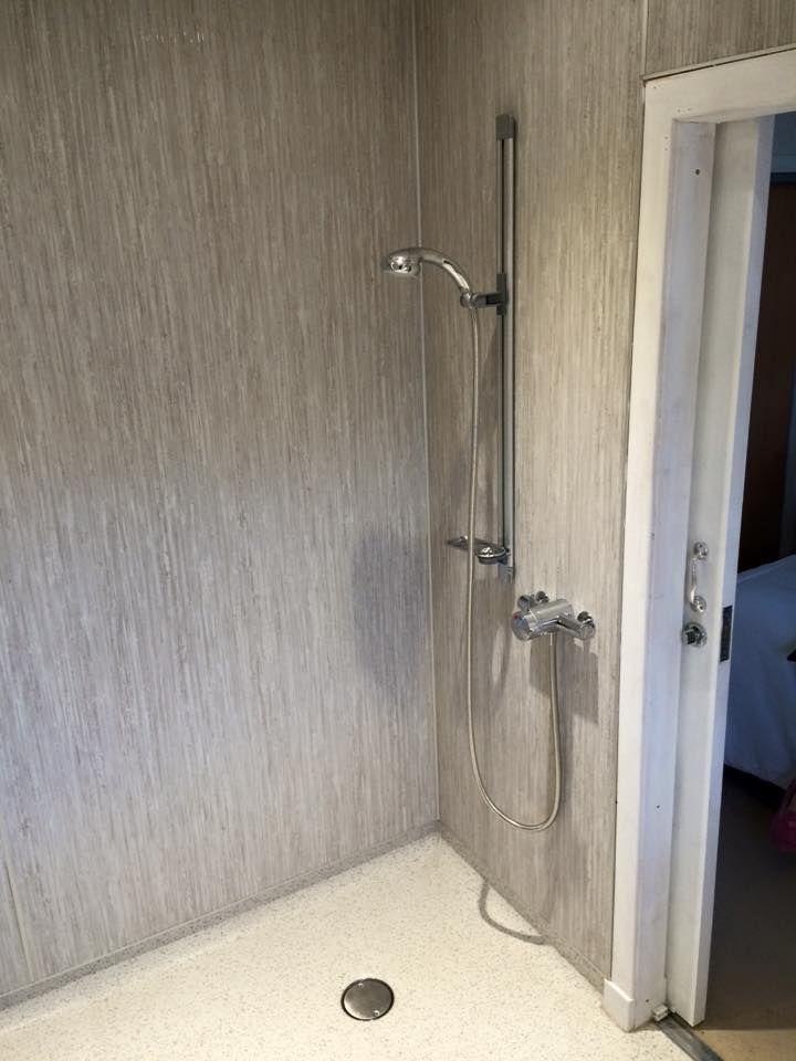 Bathroom Installation Using Silver Rain Selkie Board By Crombie Builders Fife Silver Rain Wbp Plywood Shower P Shower Panels Bathroom Installation Wbp Plywood