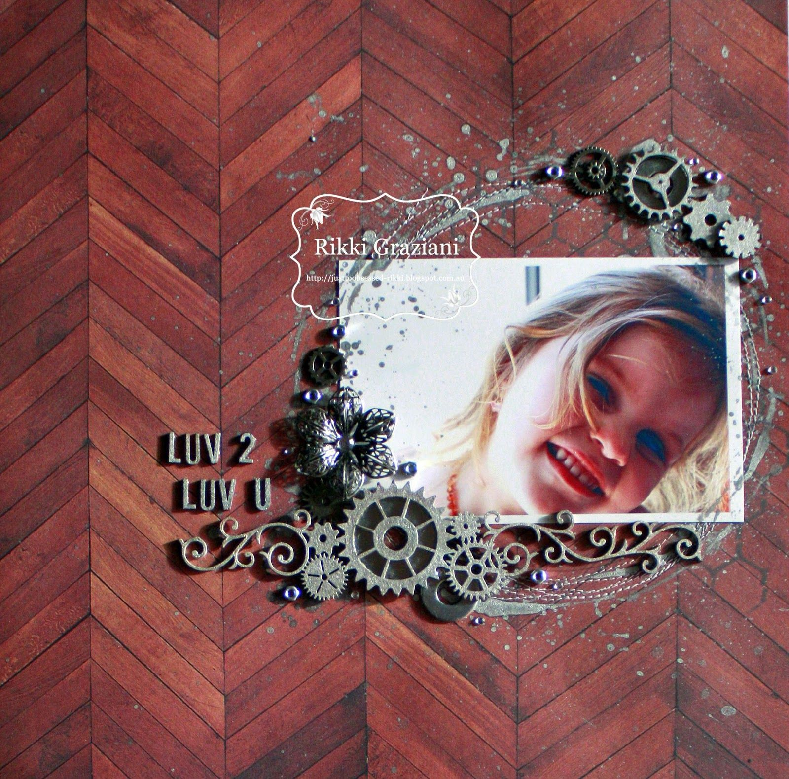 Scrap, Girl, Scrapbook