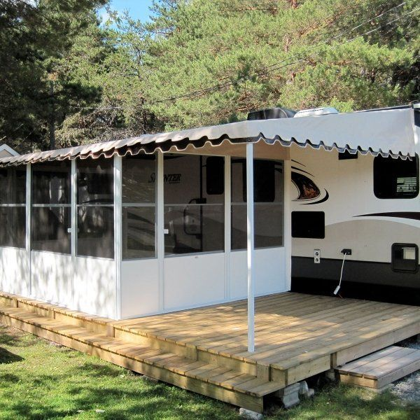 ADD-A-ROOM FOR FIXED AWNING | Rv awning replacement, Add a ...