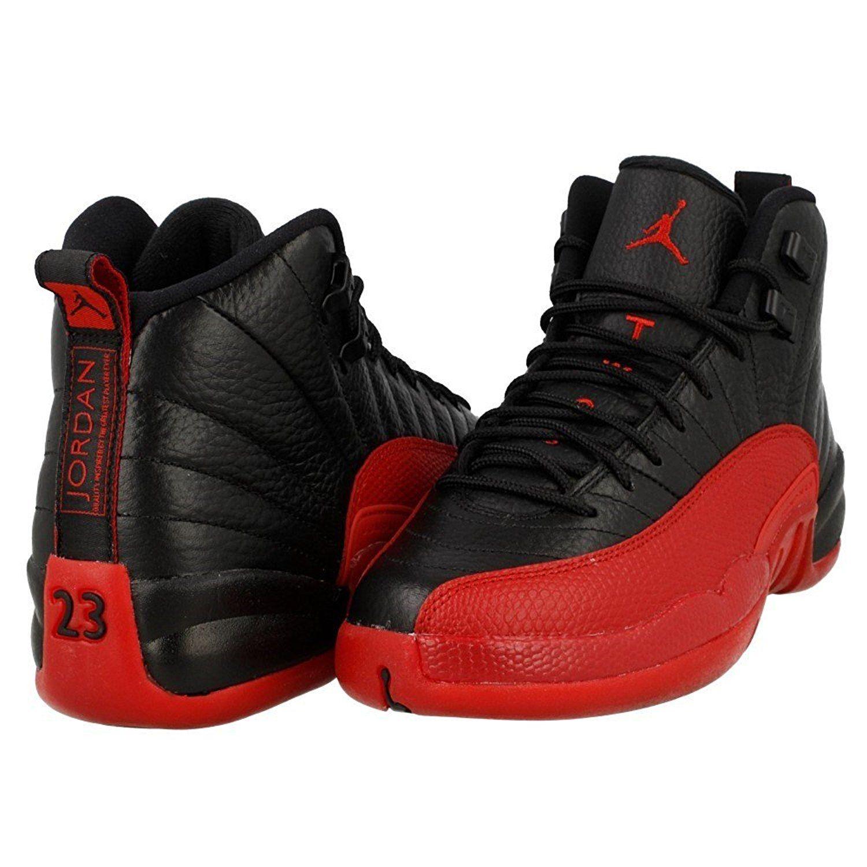 b425cfa3124ee7 AIR JORDAN 12 RETRO BG Boys sneakers 153265-002 4.5 M US BIG Kid Check